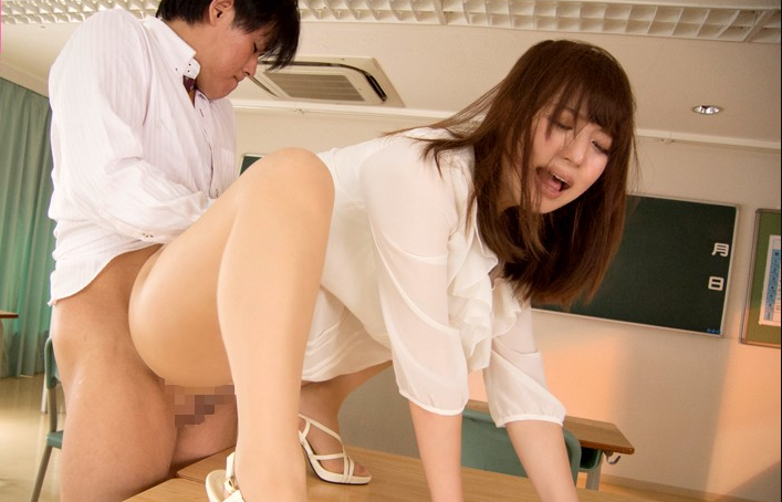 Hot Sexy Female Teacher